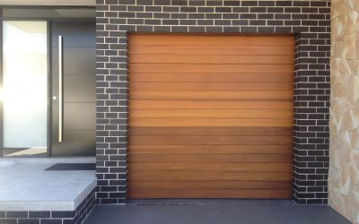 TIMBER AND COLORBOND DOORS