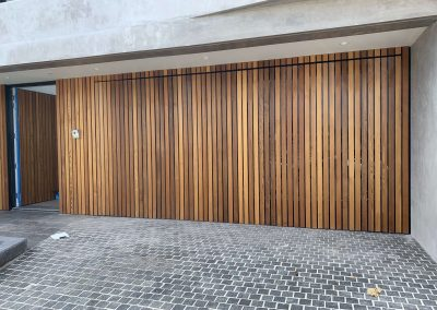 Custom Timber & Aluminium Doors